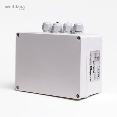 Electric Box System 5 Pump/Blower/Light