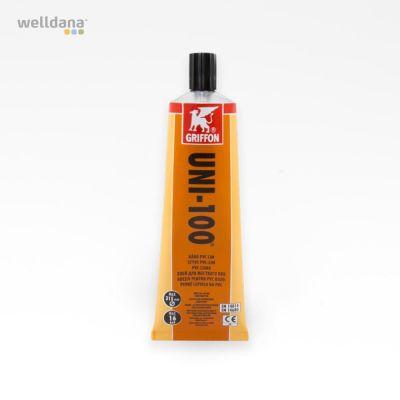 Griffon lim i tube 125 ml Må IKKE lime PVC Slanger