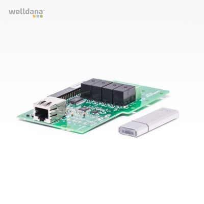 Web modul til Pool Relax III