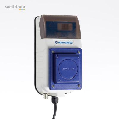 Strømstyring med Redox kontrol  Hayward, med sensor