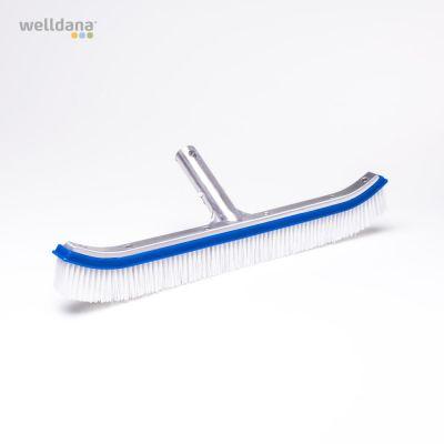 Væg børste, plastic alu-forstærket