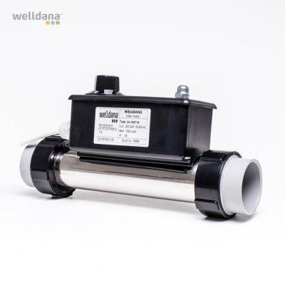 Welldana® Elvarmer 1,5kW HI TE m/hi+regulering.