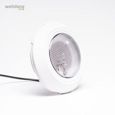 Flad undervandslampe Liner 12V, 100W