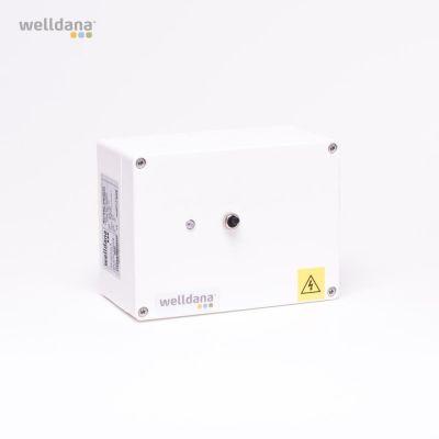 Welldana® Niveaukontrol. 230V Safety system. Er uden føler.