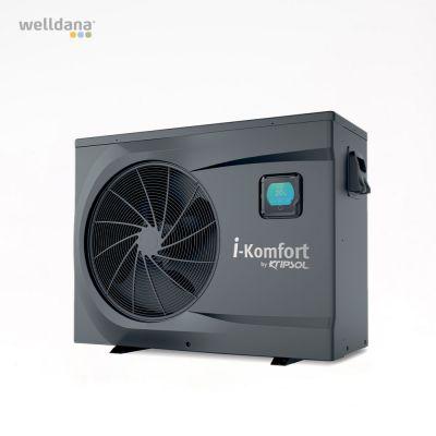 Kripsol varmepumpe 12 KW I-Komfort RC 1200 Inverter