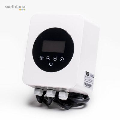 Frekvensomformer For pumper op til 1,1 kwh