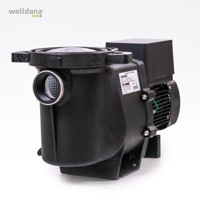 AquaGreen 3-speed pumpe 220 V . 0,1- 0,7 KW. Programmerbar