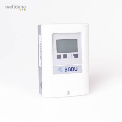Fjernb.tidsprog.Badu Eco Logic til Eco Touch Pro