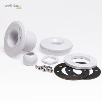 Indløbsdyse 2'' - 50 mm, liner Cofies