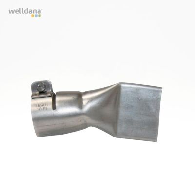 Bredslidsdyse 40mm. 22½ º