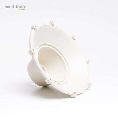 Lampehus Welldana poollampe.