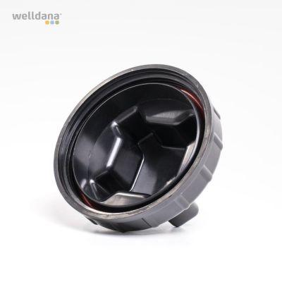 Låg+o-ring til klorinator model 30-001394
