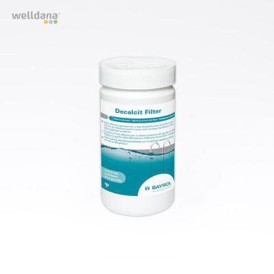 Decalcit filtre 1 kg Farlig gods - Klasse 8