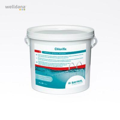 Chlorifix 5 kg 3077 fast stof Farlig gods - Klasse 9