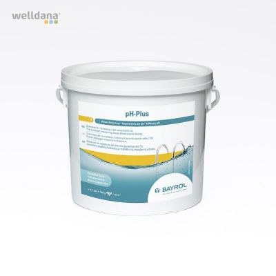 pH Plus 5 kg  BR poolkemi