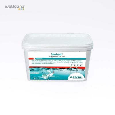 Varitab 5,4 kg 300 gr. Norweg./Finish text 6699306