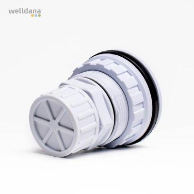 Tømme ventil t. 650 ny type Welldana® Sandfilter