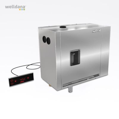 Helix PRO. Steam gen. 30kw inkl. fjernbetjening.  400V3N