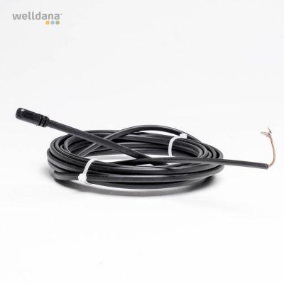 Temp. sensor with cabel Til Harvia Steamgenerator