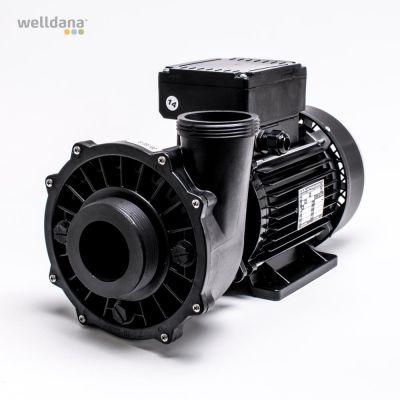 Pumpe 2-speed. 1,5 kw. 230V Comfortana Pro.