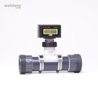Welldana® Digitalt flowmeter