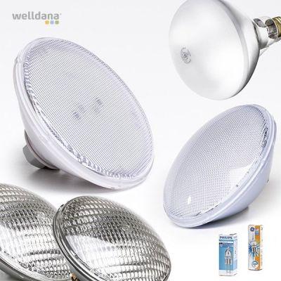 Pool pærer (LED og HALOGEN)