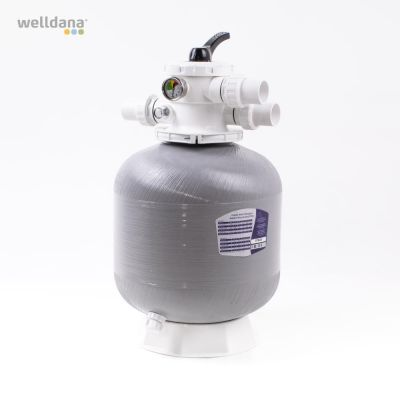 Welldana® sandfiltre, GRÅ Side og topmonteret