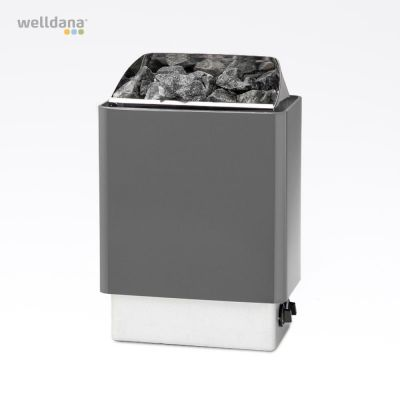 Saunaovn Welldana®-S, m/styrin