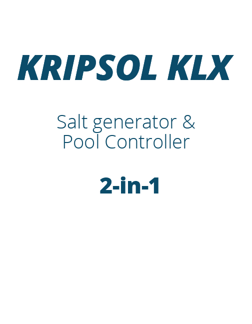 Salt generator & pool controller
